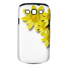 Flowers Spring Yellow Spring Onion Samsung Galaxy S Iii Classic Hardshell Case (pc+silicone) by Nexatart