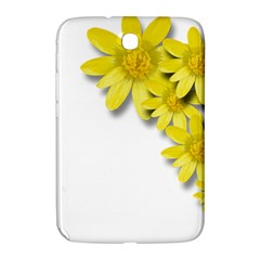 Flowers Spring Yellow Spring Onion Samsung Galaxy Note 8 0 N5100 Hardshell Case