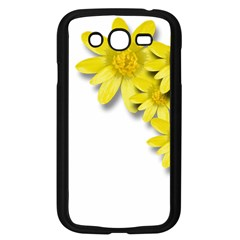 Flowers Spring Yellow Spring Onion Samsung Galaxy Grand Duos I9082 Case (black)