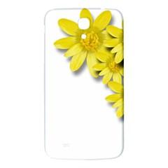 Flowers Spring Yellow Spring Onion Samsung Galaxy Mega I9200 Hardshell Back Case by Nexatart