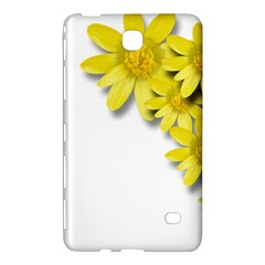 Flowers Spring Yellow Spring Onion Samsung Galaxy Tab 4 (7 ) Hardshell Case  by Nexatart