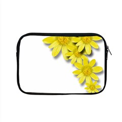 Flowers Spring Yellow Spring Onion Apple Macbook Pro 15  Zipper Case by Nexatart