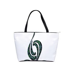 Scroll Retro Design Texture Shoulder Handbags by Nexatart