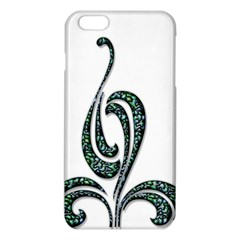 Scroll Retro Design Texture Iphone 6 Plus/6s Plus Tpu Case by Nexatart