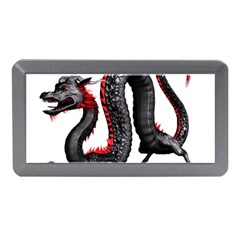 Dragon Black Red China Asian 3d Memory Card Reader (mini)