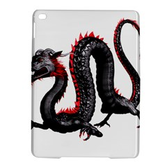 Dragon Black Red China Asian 3d Ipad Air 2 Hardshell Cases by Nexatart