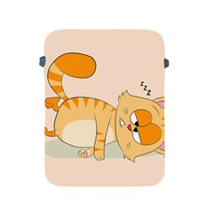 Even Cat Hates Monday Apple Ipad 2/3/4 Protective Soft Cases by Catifornia