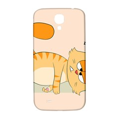 Even Cat Hates Monday Samsung Galaxy S4 I9500/i9505  Hardshell Back Case by Catifornia