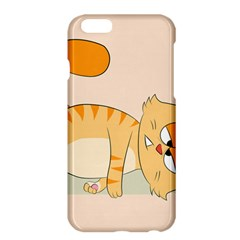 Even Cat Hates Monday Apple Iphone 6 Plus/6s Plus Hardshell Case by Catifornia