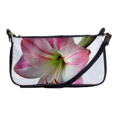 Flower Blossom Bloom Amaryllis Shoulder Clutch Bags by Nexatart