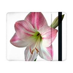 Flower Blossom Bloom Amaryllis Samsung Galaxy Tab Pro 8 4  Flip Case