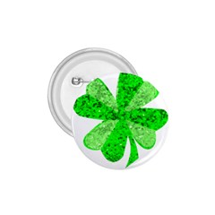 St Patricks Day Shamrock Green 1 75  Buttons by Nexatart
