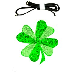 St Patricks Day Shamrock Green Shoulder Sling Bags