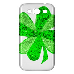 St Patricks Day Shamrock Green Samsung Galaxy Mega 5 8 I9152 Hardshell Case