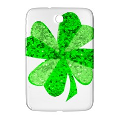 St Patricks Day Shamrock Green Samsung Galaxy Note 8 0 N5100 Hardshell Case