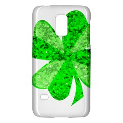 St Patricks Day Shamrock Green Galaxy S5 Mini