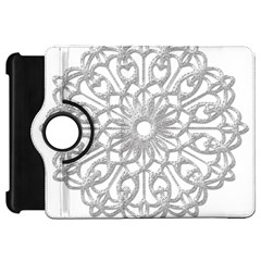 Scrapbook Side Lace Tag Element Kindle Fire Hd 7  by Nexatart