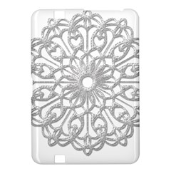 Scrapbook Side Lace Tag Element Kindle Fire Hd 8 9  by Nexatart