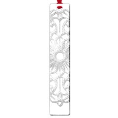 Scrapbook Side Lace Tag Element Large Book Marks by Nexatart