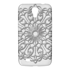Scrapbook Side Lace Tag Element Samsung Galaxy Mega 6 3  I9200 Hardshell Case by Nexatart