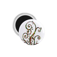 Scroll Magic Fantasy Design 1 75  Magnets by Nexatart
