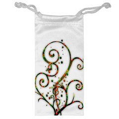 Scroll Magic Fantasy Design Jewelry Bag