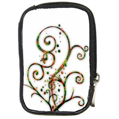 Scroll Magic Fantasy Design Compact Camera Cases