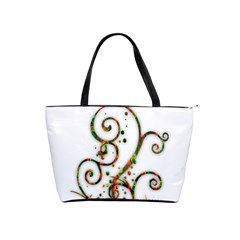 Scroll Magic Fantasy Design Shoulder Handbags by Nexatart