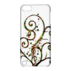 Scroll Magic Fantasy Design Apple Ipod Touch 5 Hardshell Case With Stand by Nexatart