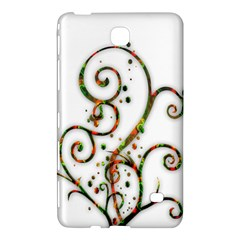 Scroll Magic Fantasy Design Samsung Galaxy Tab 4 (7 ) Hardshell Case  by Nexatart