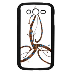 Abstract Shape Stylized Designed Samsung Galaxy Grand Duos I9082 Case (black)