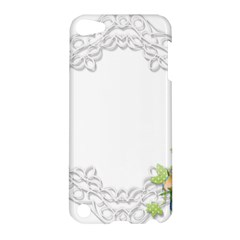 Scrapbook Element Lace Embroidery Apple Ipod Touch 5 Hardshell Case