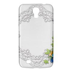 Scrapbook Element Lace Embroidery Samsung Galaxy Mega 6 3  I9200 Hardshell Case