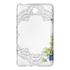 Scrapbook Element Lace Embroidery Samsung Galaxy Tab 4 (8 ) Hardshell Case