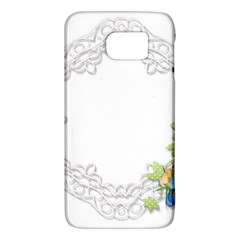 Scrapbook Element Lace Embroidery Galaxy S6