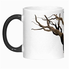 Tree Isolated Dead Plant Weathered Morph Mugs by Nexatart