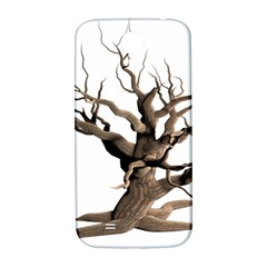 Tree Isolated Dead Plant Weathered Samsung Galaxy S4 I9500/i9505  Hardshell Back Case
