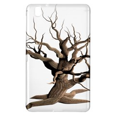 Tree Isolated Dead Plant Weathered Samsung Galaxy Tab Pro 8 4 Hardshell Case by Nexatart