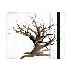Tree Isolated Dead Plant Weathered Samsung Galaxy Tab Pro 8 4  Flip Case