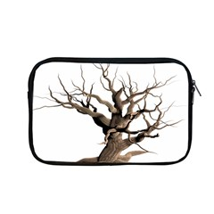 Tree Isolated Dead Plant Weathered Apple Macbook Pro 13  Zipper Case by Nexatart