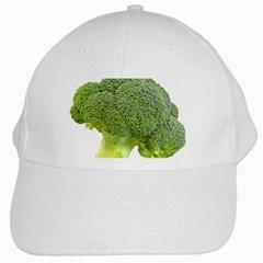 Broccoli Bunch Floret Fresh Food White Cap