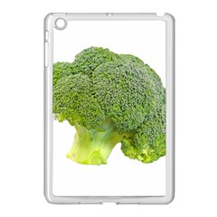 Broccoli Bunch Floret Fresh Food Apple Ipad Mini Case (white) by Nexatart
