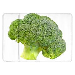 Broccoli Bunch Floret Fresh Food Samsung Galaxy Tab 8 9  P7300 Flip Case by Nexatart