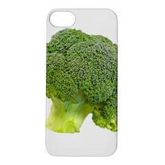 Broccoli Bunch Floret Fresh Food Apple Iphone 5s/ Se Hardshell Case by Nexatart
