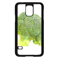 Broccoli Bunch Floret Fresh Food Samsung Galaxy S5 Case (black)