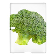 Broccoli Bunch Floret Fresh Food Samsung Galaxy Tab S (10 5 ) Hardshell Case  by Nexatart