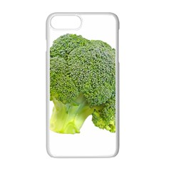 Broccoli Bunch Floret Fresh Food Apple Iphone 7 Plus White Seamless Case by Nexatart