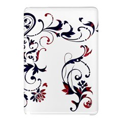 Scroll Border Swirls Abstract Samsung Galaxy Tab Pro 10 1 Hardshell Case