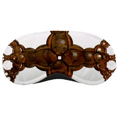 Cross Golden Cross Design 3d Sleeping Masks