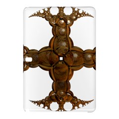 Cross Golden Cross Design 3d Samsung Galaxy Tab Pro 10 1 Hardshell Case